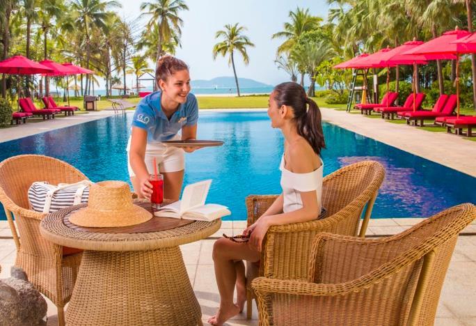 Club Med 地中海三亚度假村